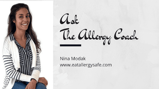Ask The Allergy Coach Q11: What sauce can I make/buy that is free from egg, dairy, gluten and sugar? - Eat Allergy Safe