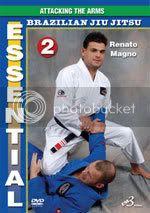 Essential Jiu-Jitsu 2: Attacking the Arms DVD by Renato Magno