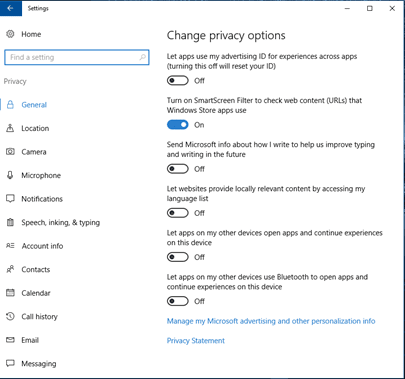 Did you know Windows10 has a key logger?