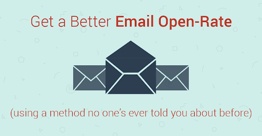 What No One Tells You About Improving Email Open and Click Rates