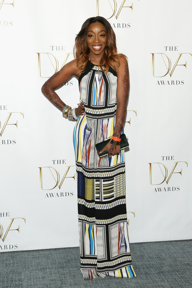 Estelle - 2014 DVF Awards