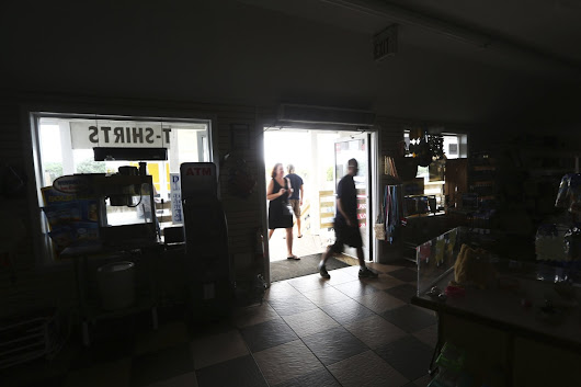 N.C. Outer Banks businesses bleeding money as power outage stretches on