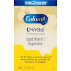 Enfamil D-Vi-Sol Vitamin D Supplement Drops - 1.66 fl oz box
