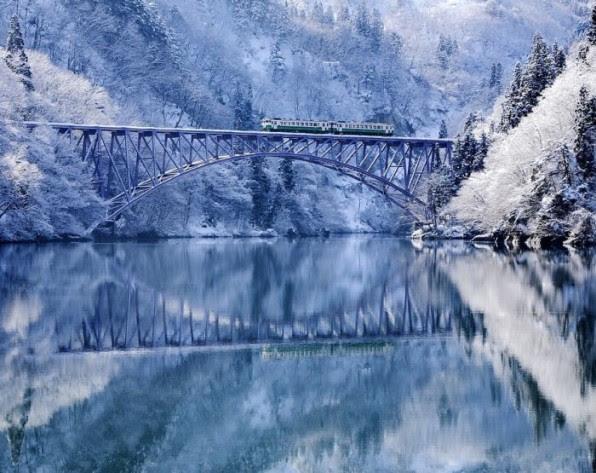 冬将軍がやってきたまるで絵画のよう息をのむほどに美しい世界28の冬