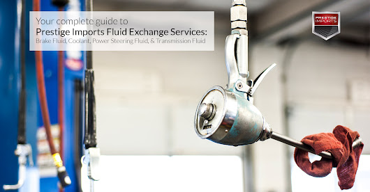 Your Guide to Porsche and Audi Fluid Exchange Services in Denver, CO