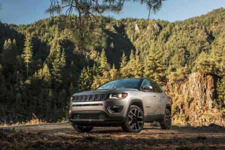 2018 Jeep Compass Limerick PA | Tri County CDJR