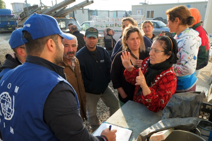 IOM, Italy Launch Project to Support Community Stabilization in Diyala, Iraq