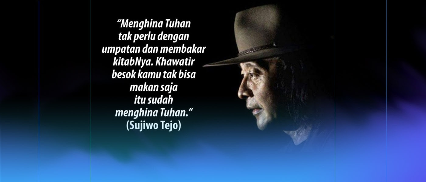 Sujiwo Tejo Kutipan Kata Bijak Kata Mutiara Quotes Caption