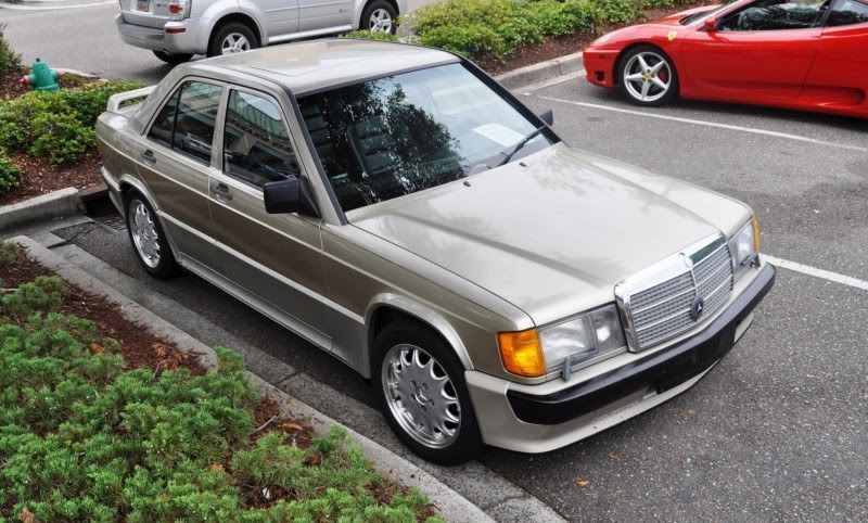 Charleston Cars and Coffee Gallery - 1989 Mercedes-Benz ...