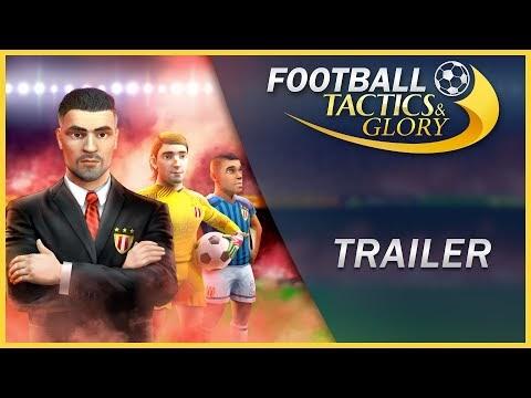 Football, Tactics & Glory Review   Gameplay