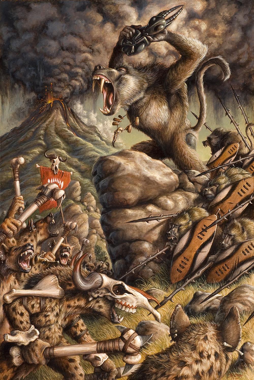 fantasy art gallery  Jeff Crosby  Illustrator and Author