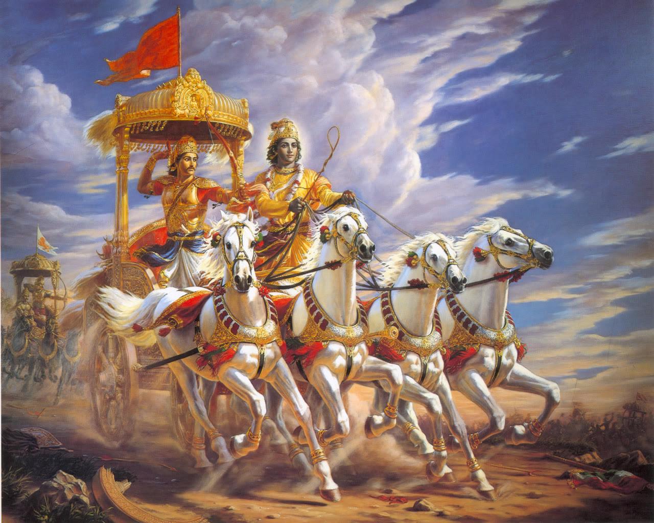 krsna-chariot