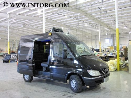 Sell used Sprinter Limousine Mercedes-Benz 2.7L Diesel ...