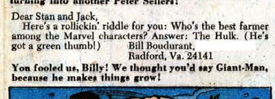 Letter from Bill Bondurant