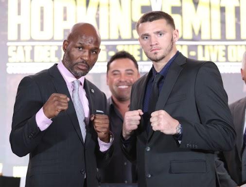 Bernard Hopkins vs. Joe Smith Jr.: Press Conference Quotes, Photos & Video  #Boxing #BoxingNews #Boxeo...