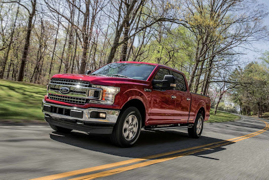 Hall Ford Newport News | Ford F-150 Still King Among Pickups