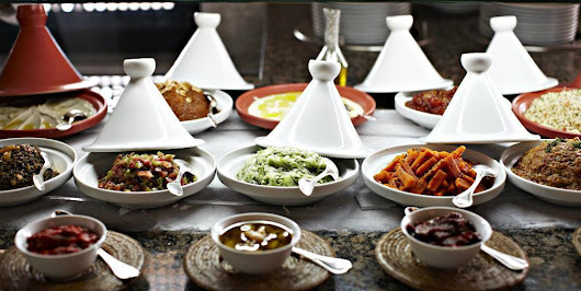 Sun Trails - 5 most reliable restaurants in Marrakech