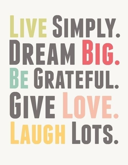 simple life quotes  Google Search  Life Is Beautiful