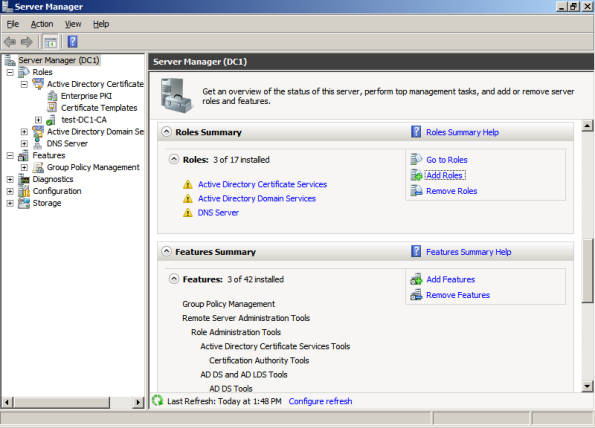 Configure and install remote desktop services rds on
