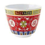 GET Enterprises M-077C-L Longevity Melamine Tea Cup 5.5 oz. - 2 doz