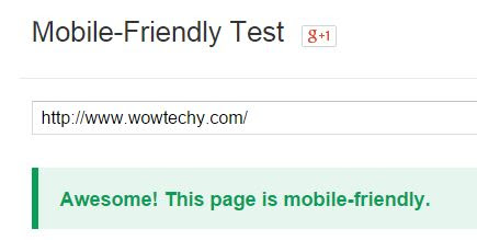 How to Do Mobile Friendly Test For Google Search And Design