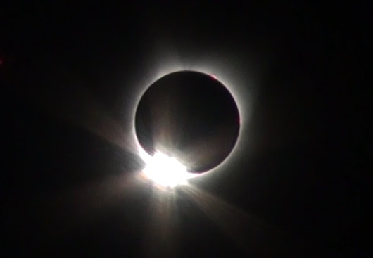 Did you miss totality? Relive the solar eclipse's climax in this 3-minute video