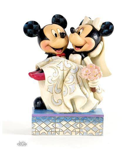 """Mickey & Minnie """"congratulations"""" Hochzeit Disney Figur online"""