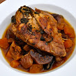 Slow Cooker Chicken Breast with Figs and Squash