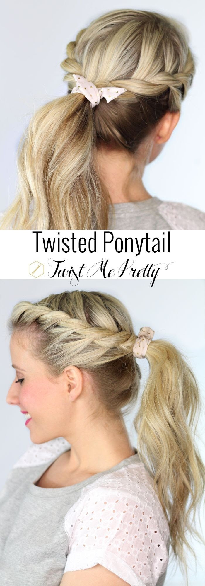 Top 10 Fashionable Ponytail  Hairstyles  for Summer Styles