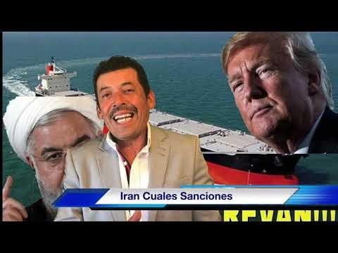 Venezuela he Iran,Burlan saciones Economicas con Barcos Fantasmas, Trasp...