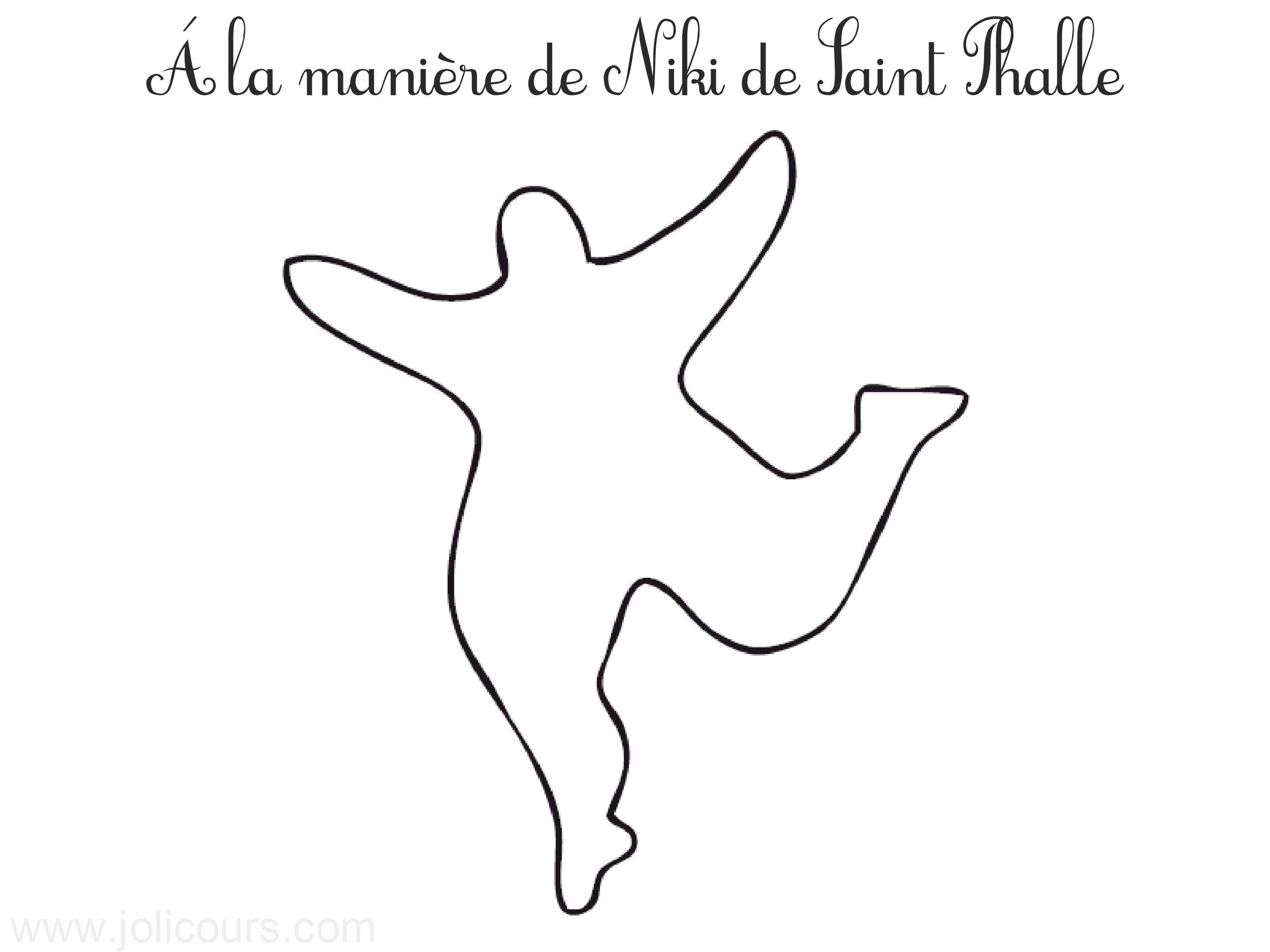 á La Manière De Niki De Saint Phalle Le Blog De Jolicours