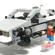 'Back to the Future' LEGO Set Is Really Happening