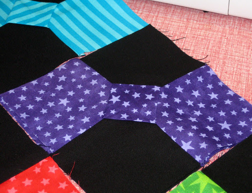 purple star bowtie