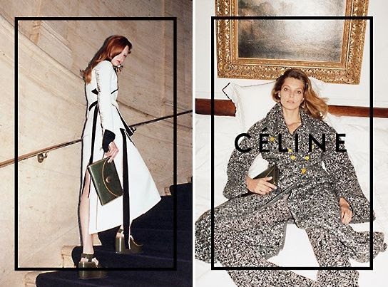 4 Le Fashion Blog Daria Werbowy Celine FW 2014 Ad Campaign By Juergen Teller Wedge Sandals Green Clutch photo 4-Le-Fashion-Blog-Daria-Werbowy-Celine-FW-2014-Ad-Campaign-By-Juergen-Teller-Wedge-Sandals-Green-Clutch.jpg