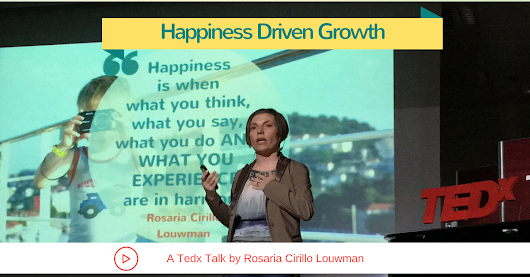 TEDx Talk: The WHY of Happiness Driven Growth - Wow Now