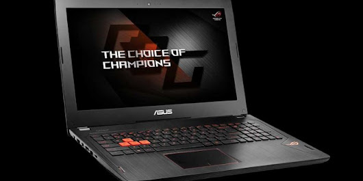 Asus ROG Strix Laptop and Wireless gaming headset Announced