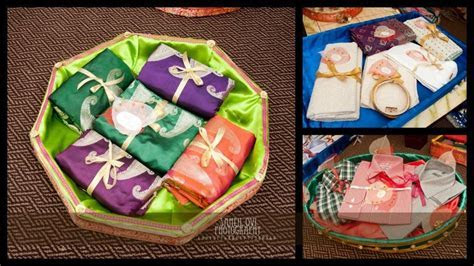 Gifts for the bride/groom families   Bangladesh: Wedding