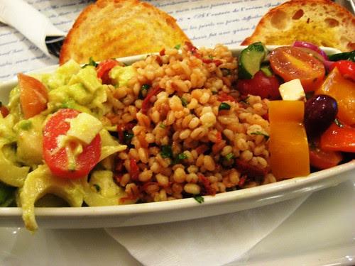 Trio of Salads