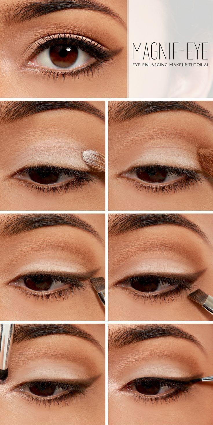 MAGNIF- EYE / eve enlarging makeup tutorial