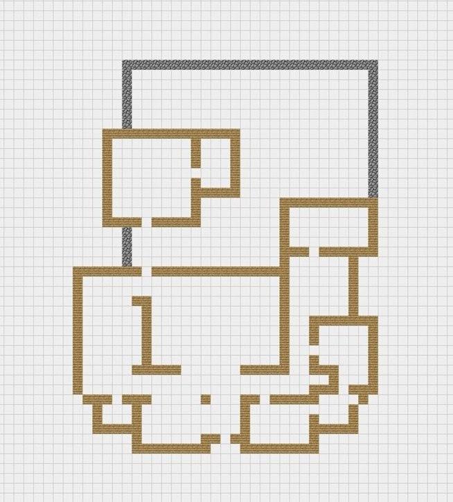 Minecraft Modern House Designs Blueprints Burnsocial