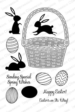 Easter Basket CLEAR Set