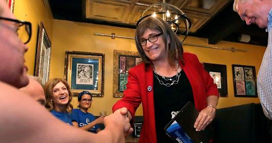 Christine Hallquist Could Be First Transgender Governor