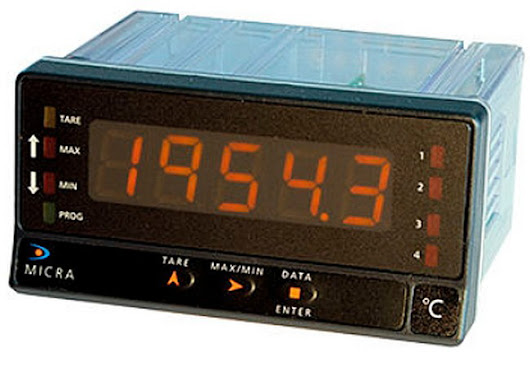 MTS Messtechnik MICRA-E Tricolor Multifunction Display