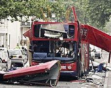 Tavistock Sq bus