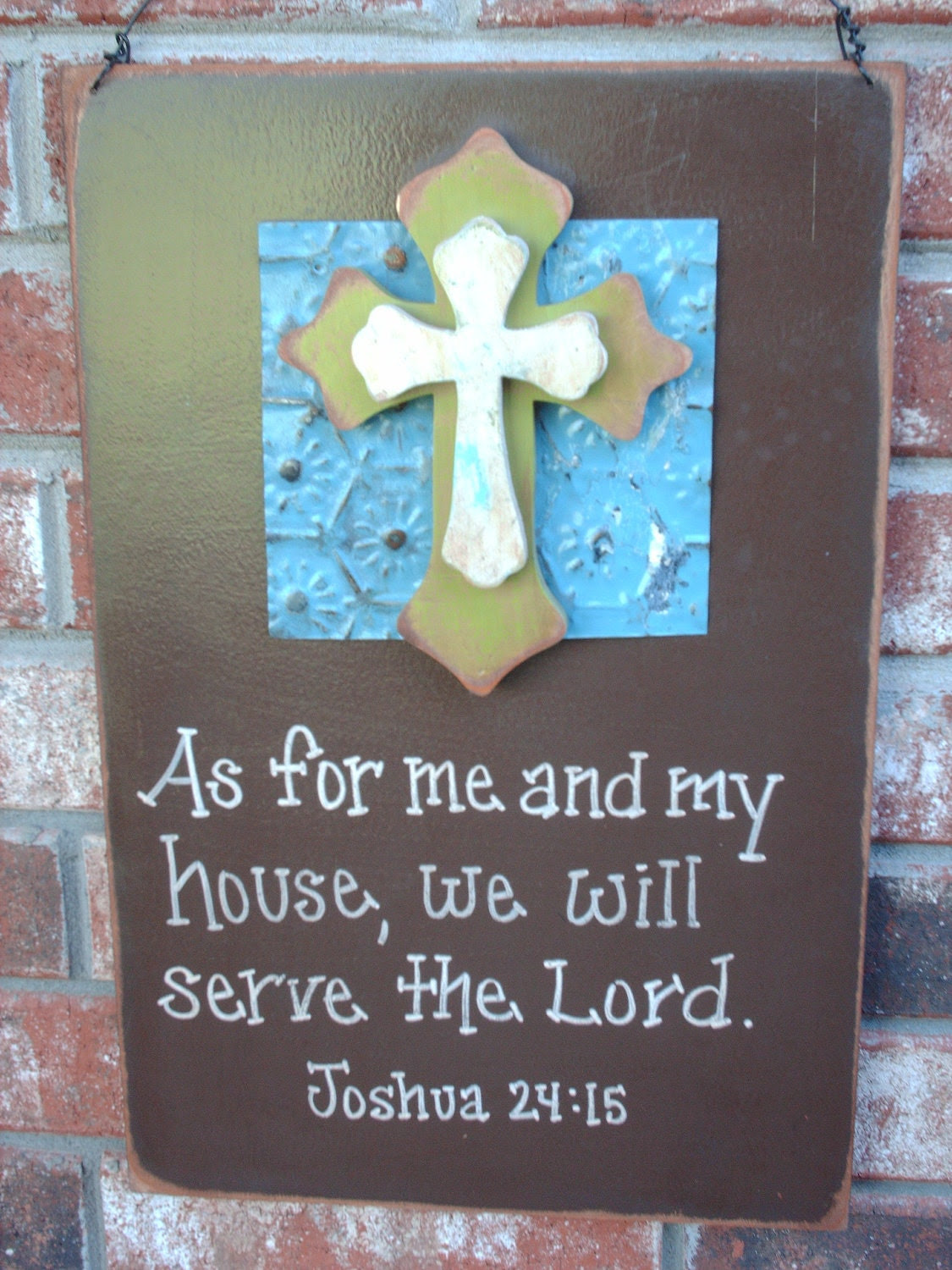 signs Rustic Sign  SassySouthernCharm Metal Scripture Home Wood rustic scripture and by