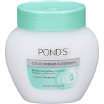Pond's Cold Cream Cleanser - 9.5 oz jar