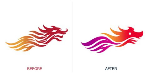 great logo redesigns   logo design gallery