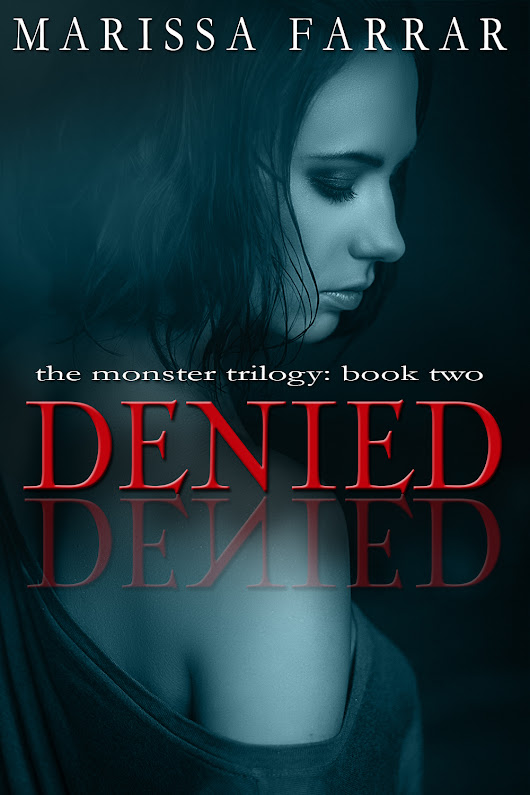 Cover Reveal: Denied by Marissa Farrar