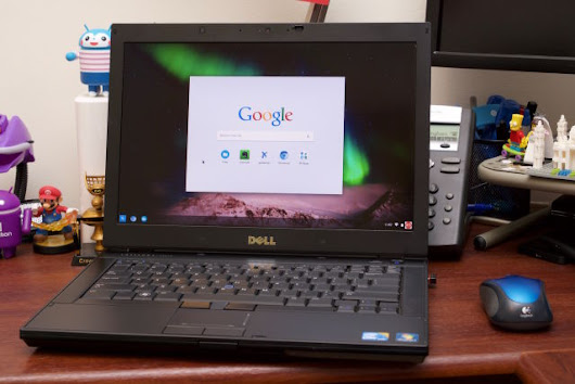 Turning a crappy old Windows PC into a full-fledged Chromebook with CloudReady