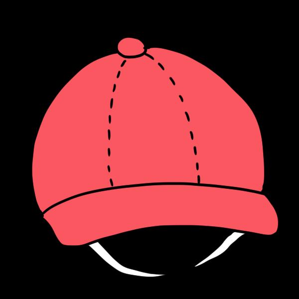 赤い帽子のイラスト かわいいフリー素材が無料のイラストレイン